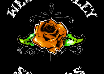 WVS logo on black